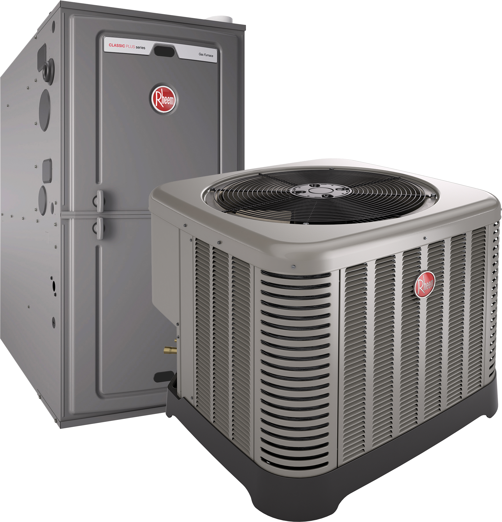 Rheem Air Conditioning and Heating Units